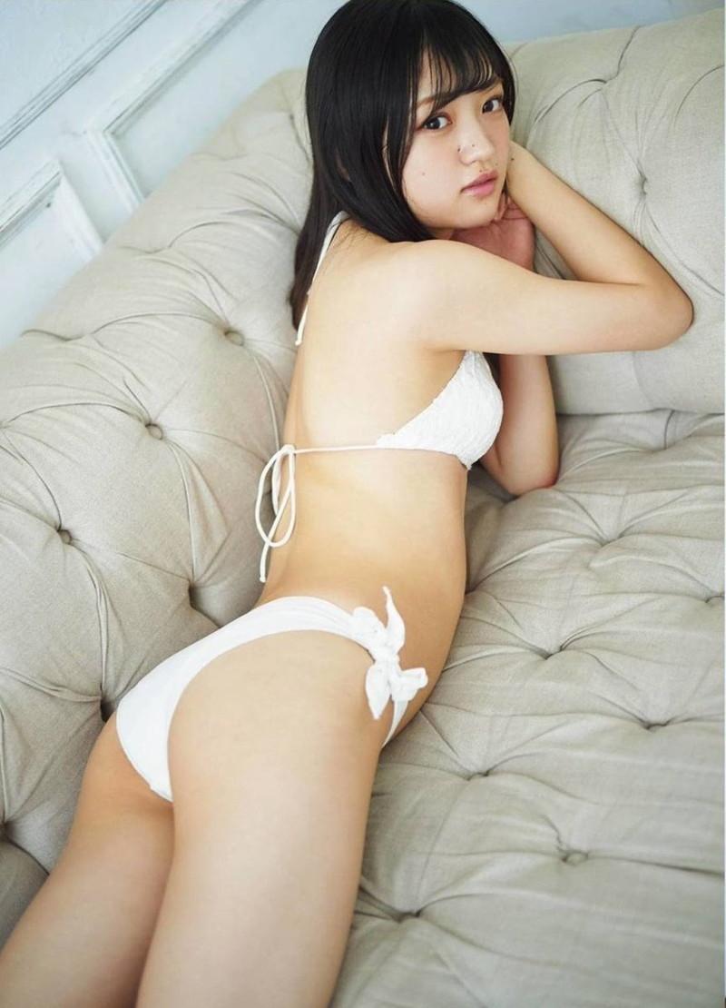 【NMB48エロ画像】グループアイドルって下着姿で絡ませられるのがメリットだよねw 15