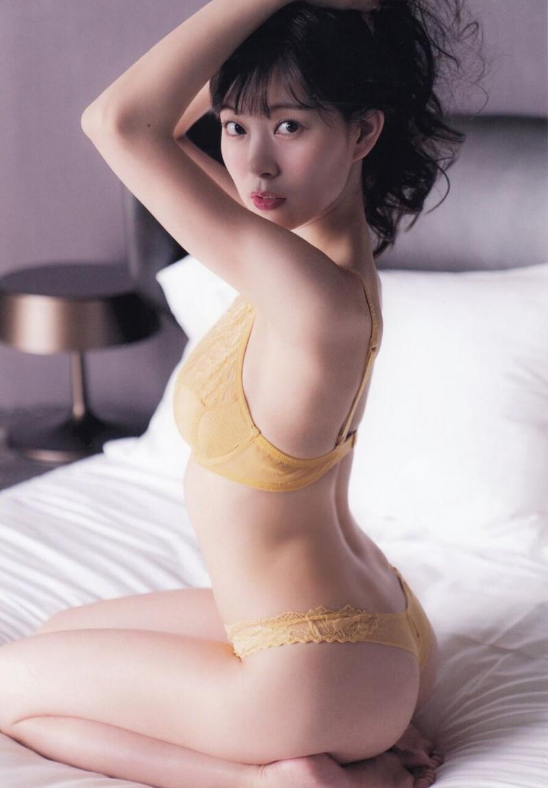 【NMB48エロ画像】グループアイドルって下着姿で絡ませられるのがメリットだよねw 33