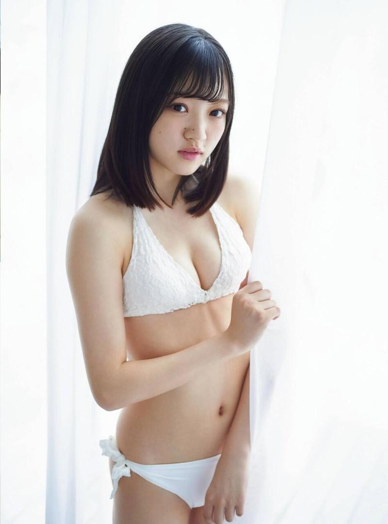 【NMB48エロ画像】グループアイドルって下着姿で絡ませられるのがメリットだよねw 45