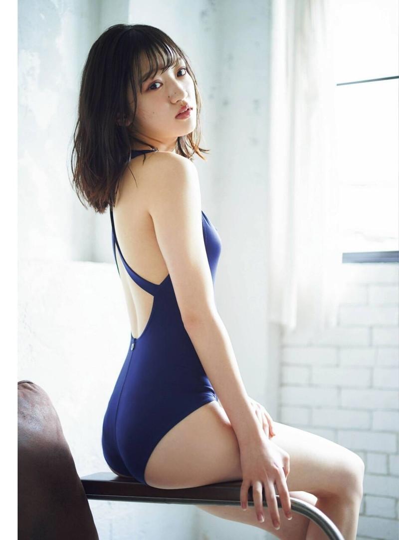 【NMB48エロ画像】グループアイドルって下着姿で絡ませられるのがメリットだよねw 46