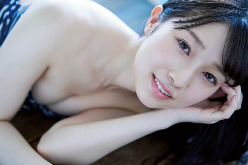 【NMB48エロ画像】グループアイドルって下着姿で絡ませられるのがメリットだよねw 73