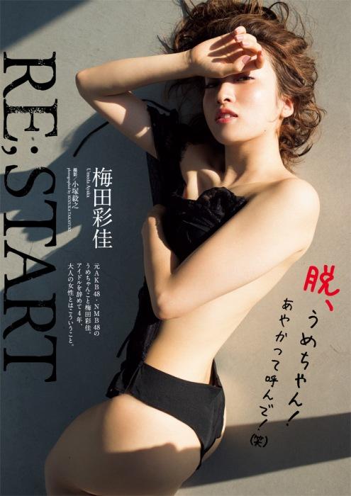 【梅田彩佳エロ画像】元AKB48アイドルが熟女になってからグラビア復帰ってマジかw 12
