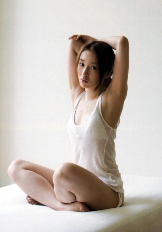 【梅田彩佳エロ画像】元AKB48アイドルが熟女になってからグラビア復帰ってマジかw 16