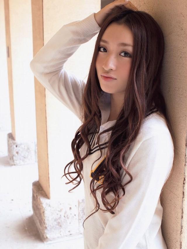 【梅田彩佳エロ画像】元AKB48アイドルが熟女になってからグラビア復帰ってマジかw 23