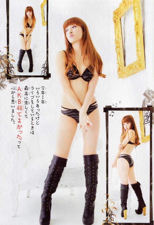 【梅田彩佳エロ画像】元AKB48アイドルが熟女になってからグラビア復帰ってマジかw 43