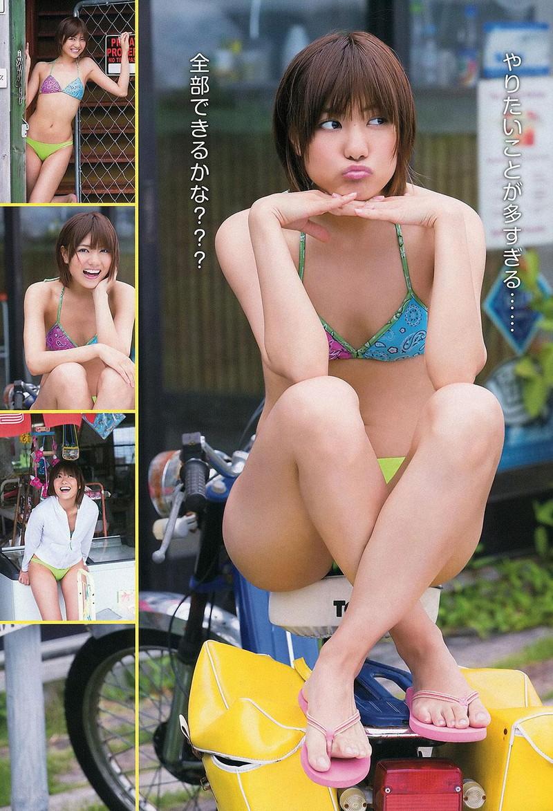 【宮澤佐江グラビア画像】ボーイッシュなショートヘアが似合って可愛い元アイドル! 55