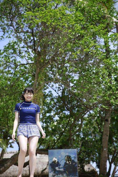 【久保田未夢グラビア画像】念願だったラブライブメンバーに選ばれたアイドル声優 11