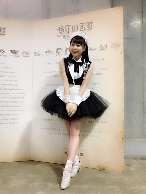 【久保田未夢グラビア画像】念願だったラブライブメンバーに選ばれたアイドル声優 25