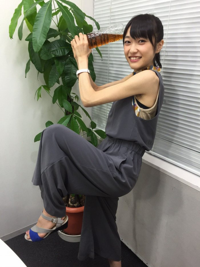 【久保田未夢グラビア画像】念願だったラブライブメンバーに選ばれたアイドル声優 46