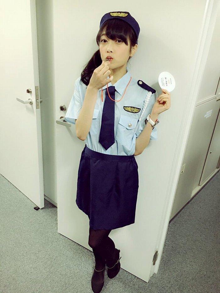 【久保田未夢グラビア画像】念願だったラブライブメンバーに選ばれたアイドル声優 49