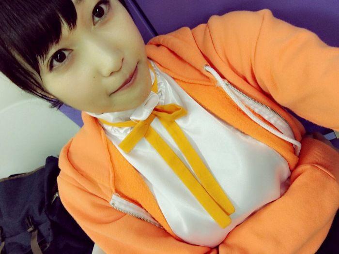 【久保田未夢グラビア画像】念願だったラブライブメンバーに選ばれたアイドル声優 64