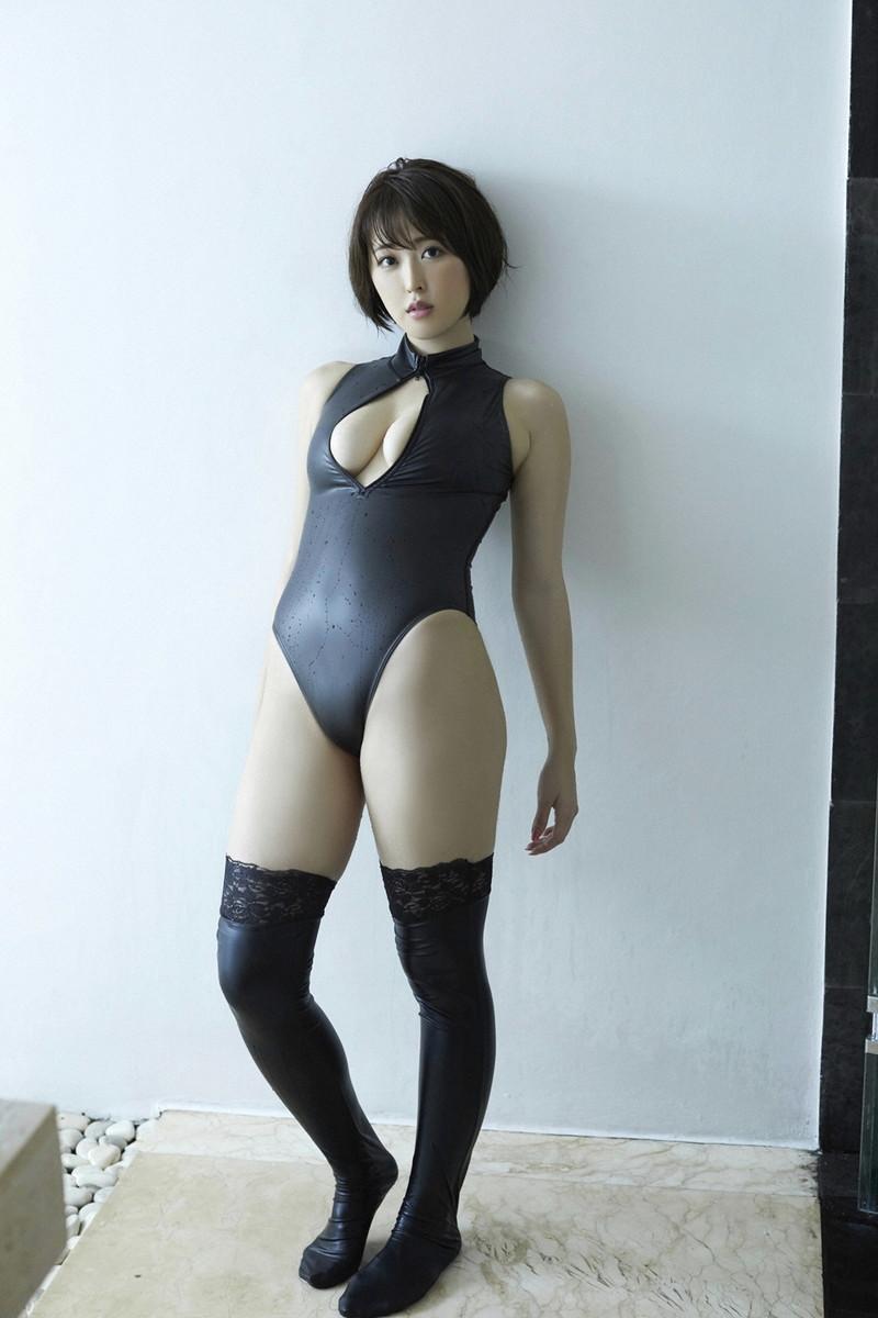 【変態衣装エロ画像】人気を獲得する為に欲情させる衣装を着てみせる女たち 59