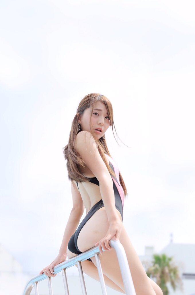 【堀尾実咲グラビア画像】スタイル抜群なスレンダーボディがソソる元RQ美女 06