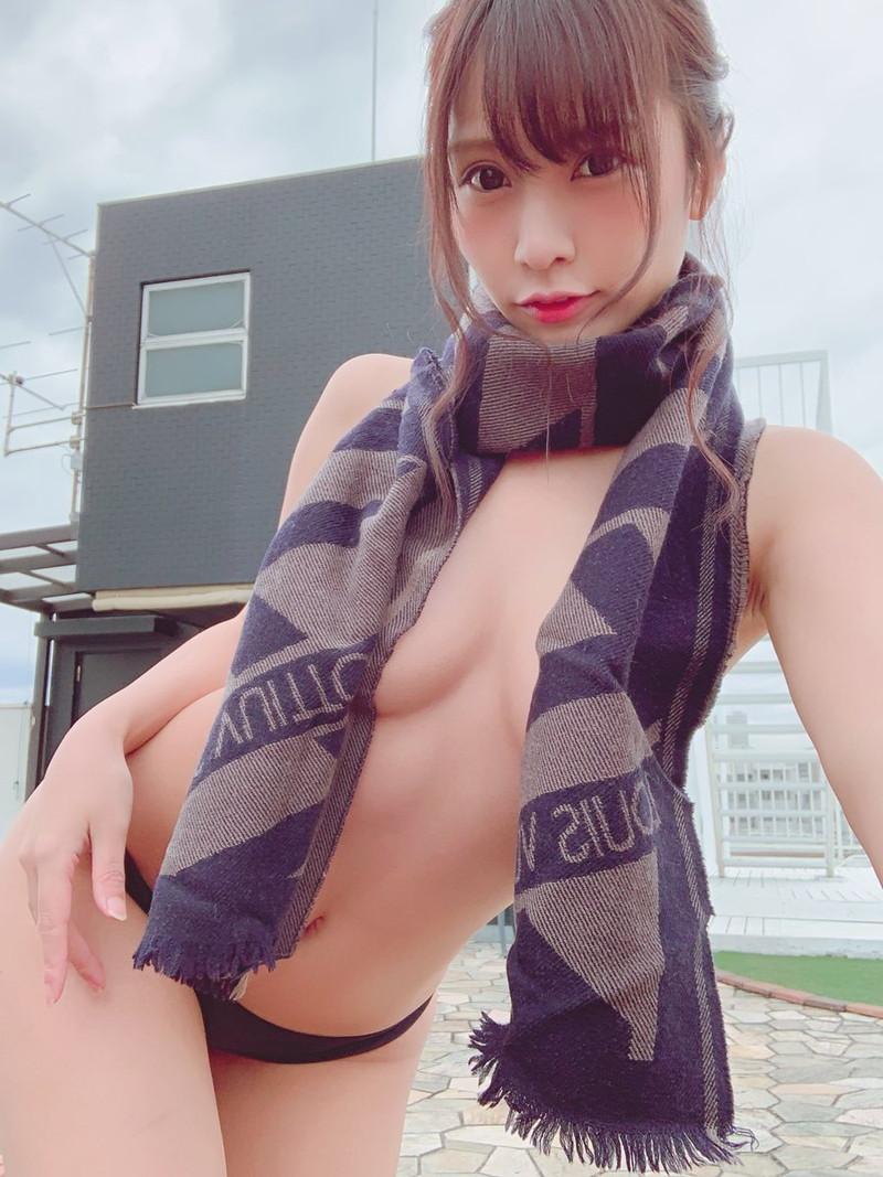 【さわち店長エロ画像】アラサーになっても可愛くてエロいGカップグラドル! 58