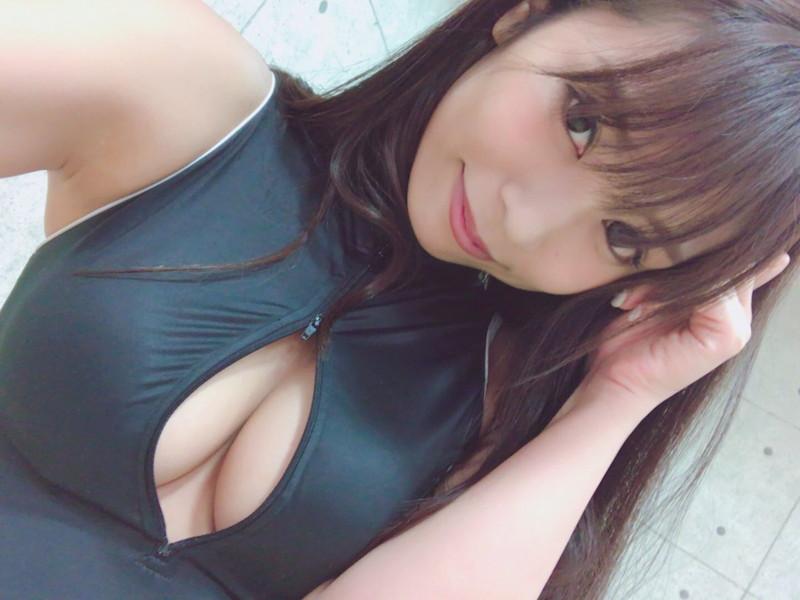 【さわち店長エロ画像】アラサーになっても可愛くてエロいGカップグラドル! 74