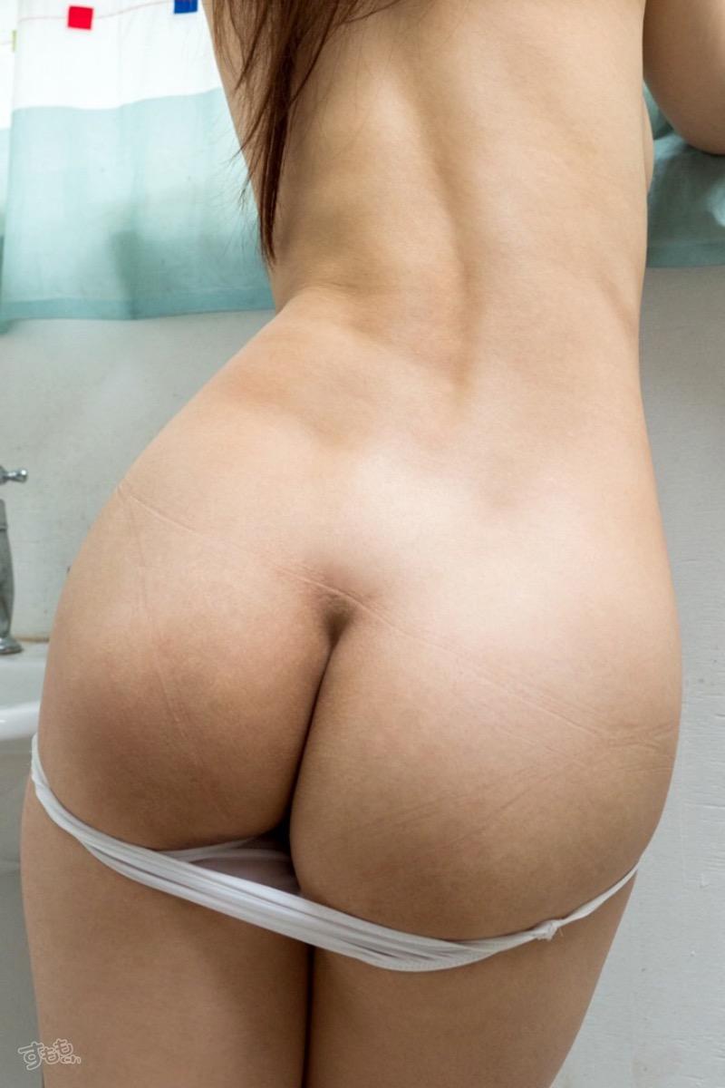【お尻エロ画像】透け尻や食い込み尻そして生尻などのヌケる尻フェチ画像 71