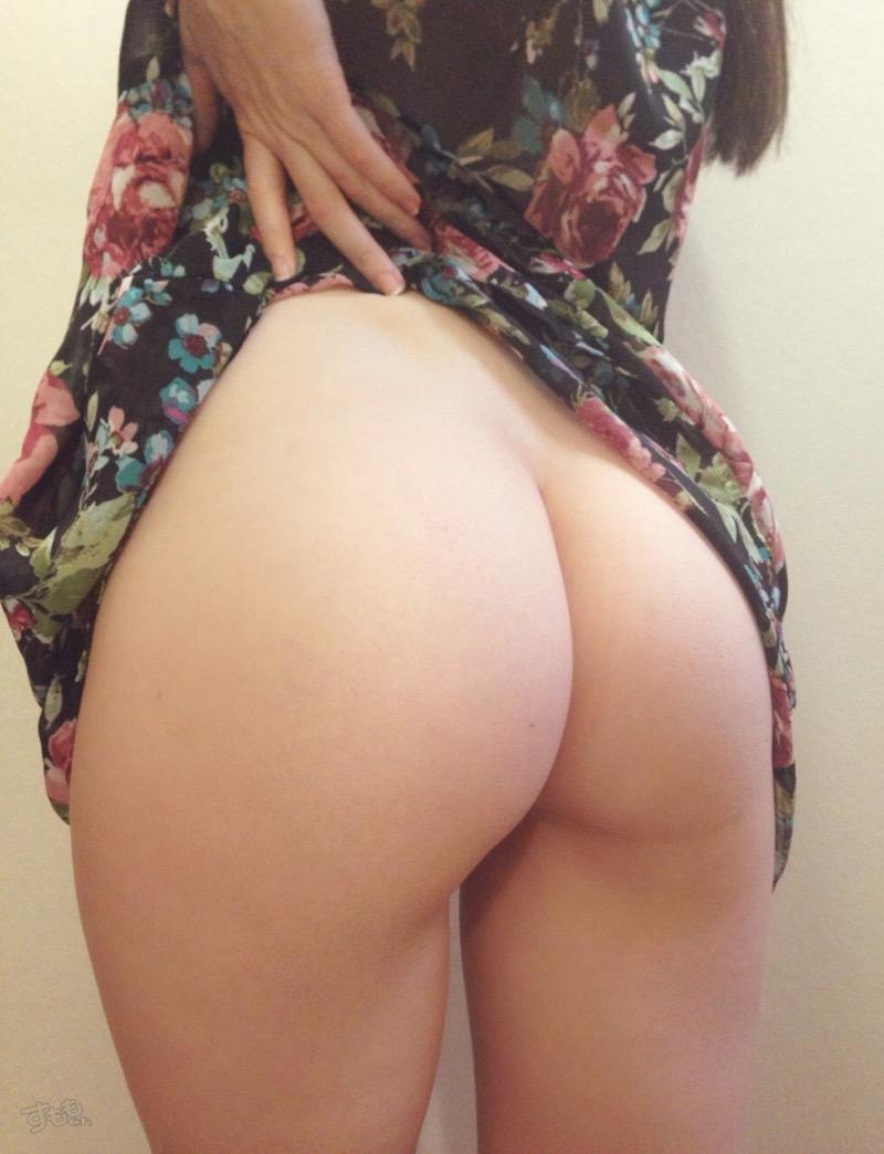 【お尻エロ画像】透け尻や食い込み尻そして生尻などのヌケる尻フェチ画像 73