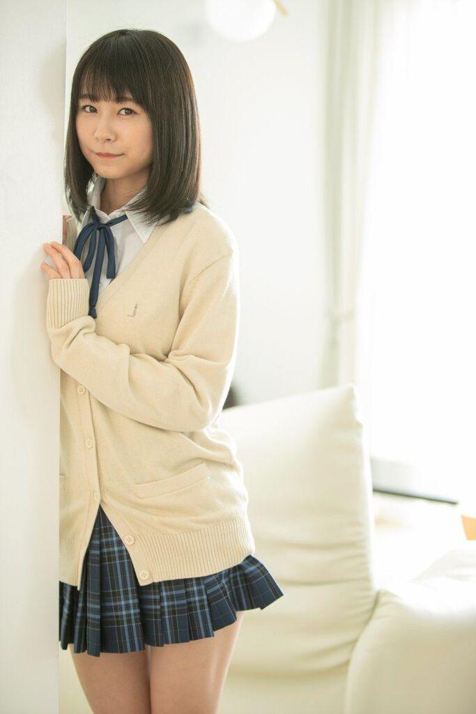 【桜木美涼グラビア画像】SNSで可愛くて大胆なGカップボディを披露している新人グラドル 12