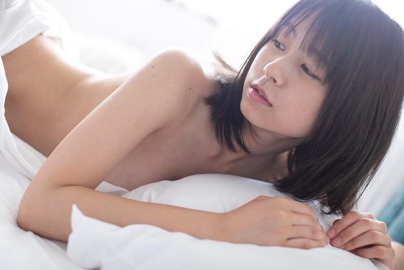 【桜木美涼グラビア画像】SNSで可愛くて大胆なGカップボディを披露している新人グラドル 63