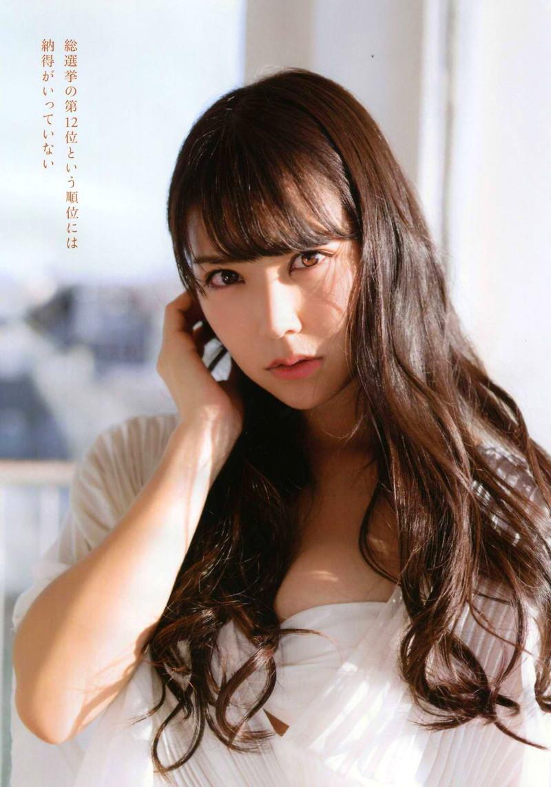 【白間美瑠グラビア画像】オッパイの谷間を大胆に披露している美少女アイドル! 57