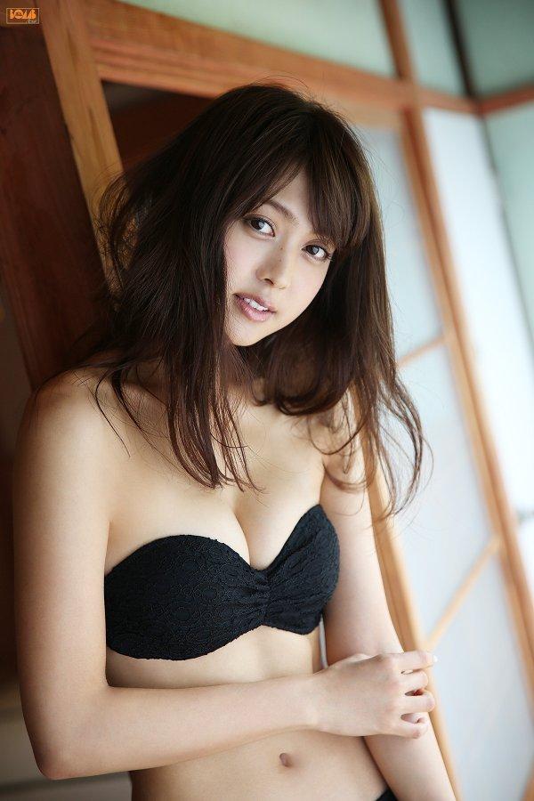 【松元絵里花グラビア画像】水着イメージガールに選ばれた美女はやっぱエロいわw 13