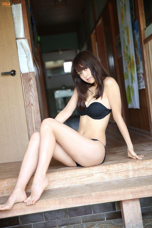 【松元絵里花グラビア画像】水着イメージガールに選ばれた美女はやっぱエロいわw 17