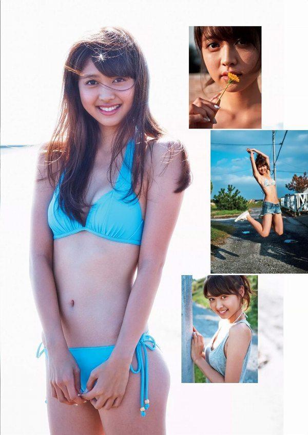 【松元絵里花グラビア画像】水着イメージガールに選ばれた美女はやっぱエロいわw 71