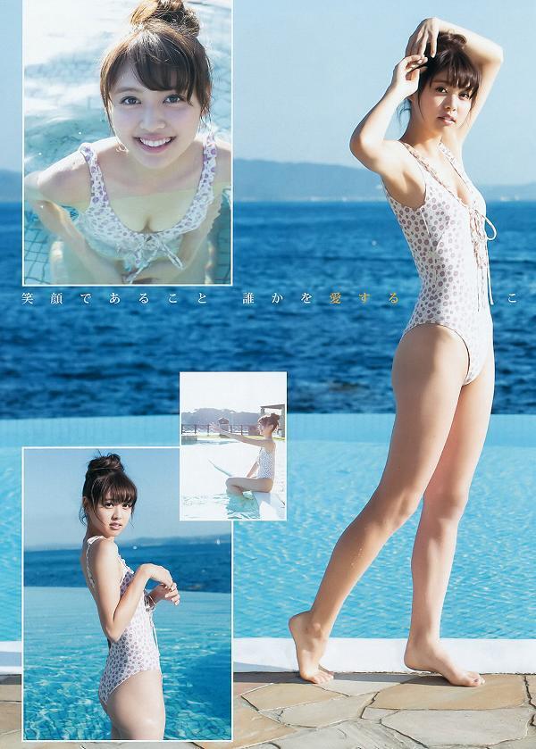 【松元絵里花グラビア画像】水着イメージガールに選ばれた美女はやっぱエロいわw 80