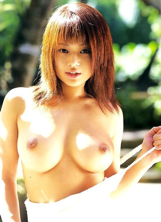 【蒼井そらヘアヌード画像】待望した第一子を妊娠した元セクシー女優のグラビア画像 34