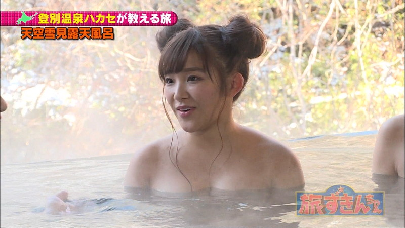 【岡田紗佳キャプ画像】モデル並みの長身ボディがエロい女流プロ雀士 66