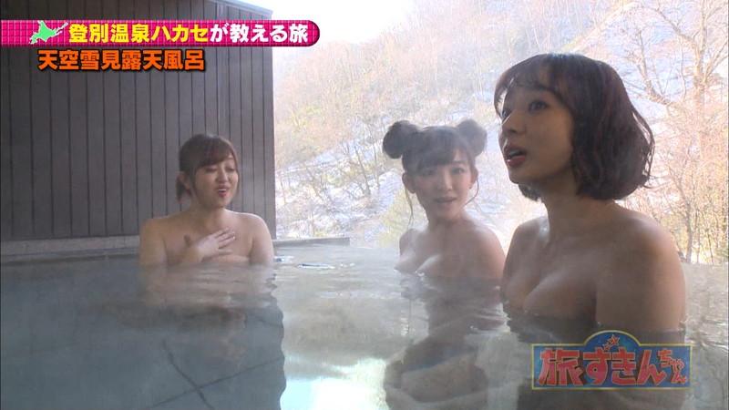 【岡田紗佳キャプ画像】モデル並みの長身ボディがエロい女流プロ雀士 67