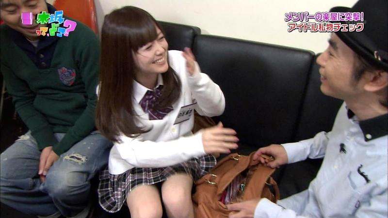 【白石麻衣キャプ画像】乃木坂46を卒業したセンターアイドルのお宝出演シーン 04
