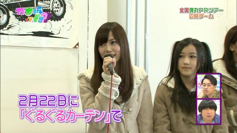 【白石麻衣キャプ画像】乃木坂46を卒業したセンターアイドルのお宝出演シーン 10