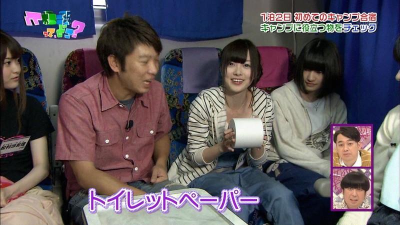 【白石麻衣キャプ画像】乃木坂46を卒業したセンターアイドルのお宝出演シーン 15