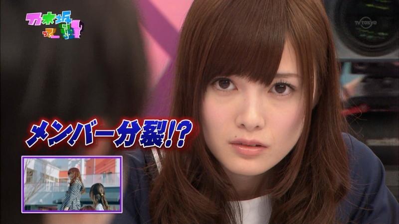 【白石麻衣キャプ画像】乃木坂46を卒業したセンターアイドルのお宝出演シーン 24