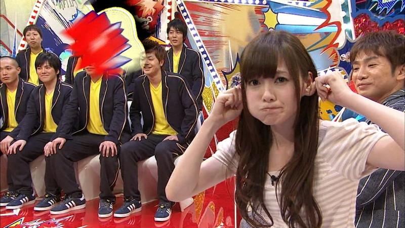 【白石麻衣キャプ画像】乃木坂46を卒業したセンターアイドルのお宝出演シーン 37