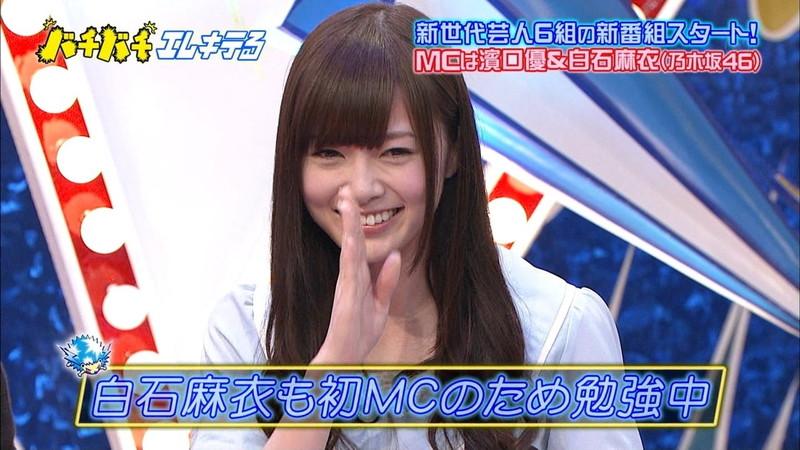 【白石麻衣キャプ画像】乃木坂46を卒業したセンターアイドルのお宝出演シーン 38