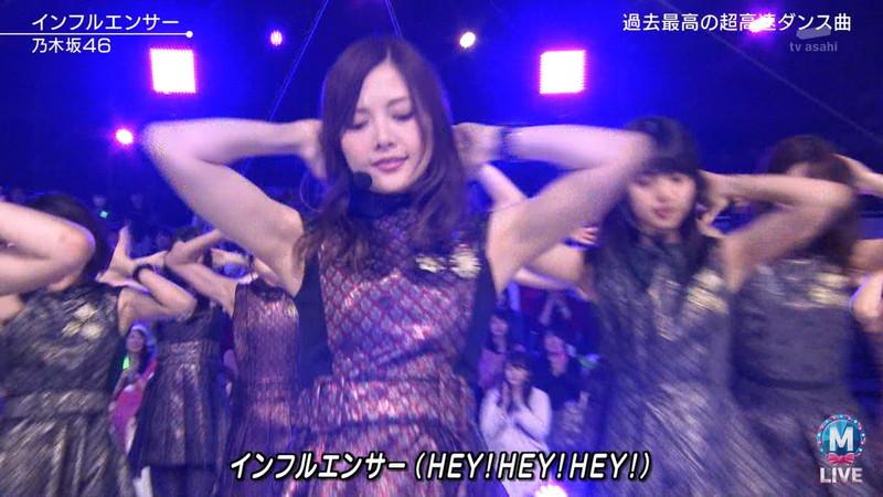 【白石麻衣キャプ画像】乃木坂46を卒業したセンターアイドルのお宝出演シーン 60