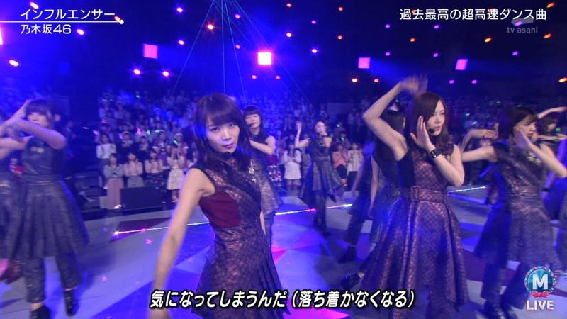【白石麻衣キャプ画像】乃木坂46を卒業したセンターアイドルのお宝出演シーン 65
