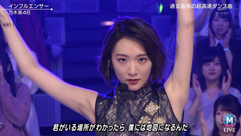 【白石麻衣キャプ画像】乃木坂46を卒業したセンターアイドルのお宝出演シーン 68