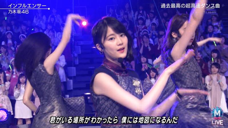 【白石麻衣キャプ画像】乃木坂46を卒業したセンターアイドルのお宝出演シーン 69