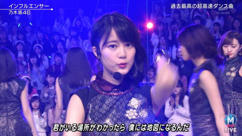 【白石麻衣キャプ画像】乃木坂46を卒業したセンターアイドルのお宝出演シーン 70