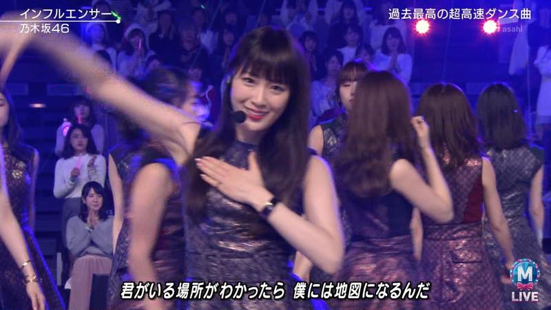 【白石麻衣キャプ画像】乃木坂46を卒業したセンターアイドルのお宝出演シーン 71
