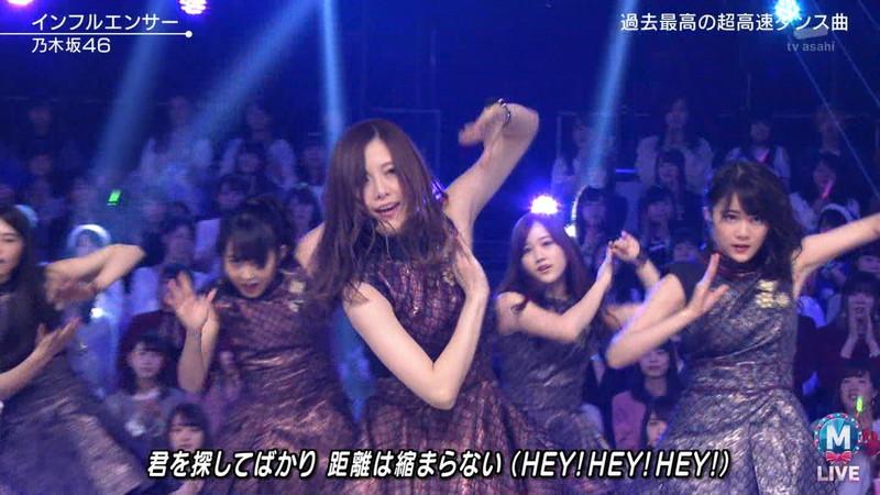 【白石麻衣キャプ画像】乃木坂46を卒業したセンターアイドルのお宝出演シーン 73