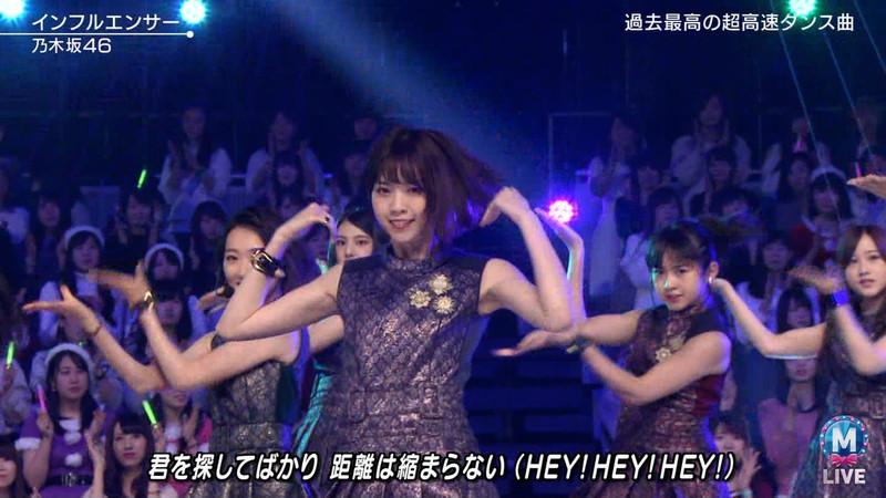 【白石麻衣キャプ画像】乃木坂46を卒業したセンターアイドルのお宝出演シーン 75