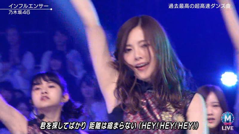【白石麻衣キャプ画像】乃木坂46を卒業したセンターアイドルのお宝出演シーン 79
