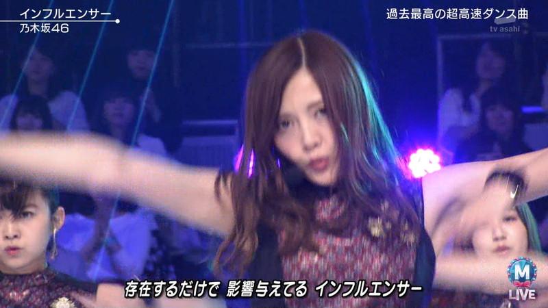 【白石麻衣キャプ画像】乃木坂46を卒業したセンターアイドルのお宝出演シーン 80