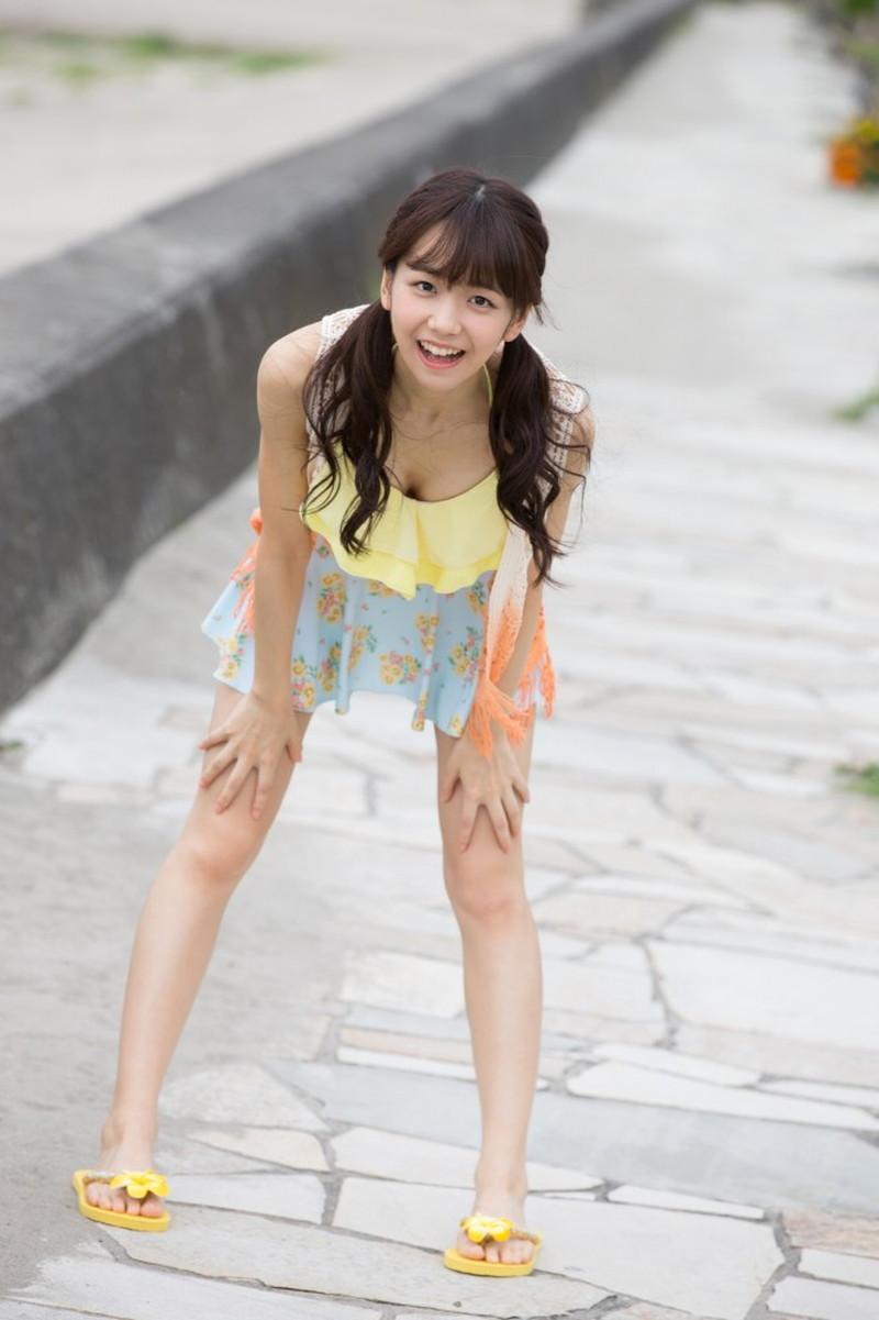 【宮崎由加グラビア画像】正統派アイドルっぽい可愛らしい水着姿で心が洗われるw 24