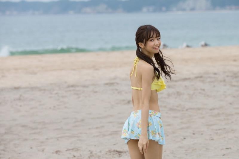 【宮崎由加グラビア画像】正統派アイドルっぽい可愛らしい水着姿で心が洗われるw 31