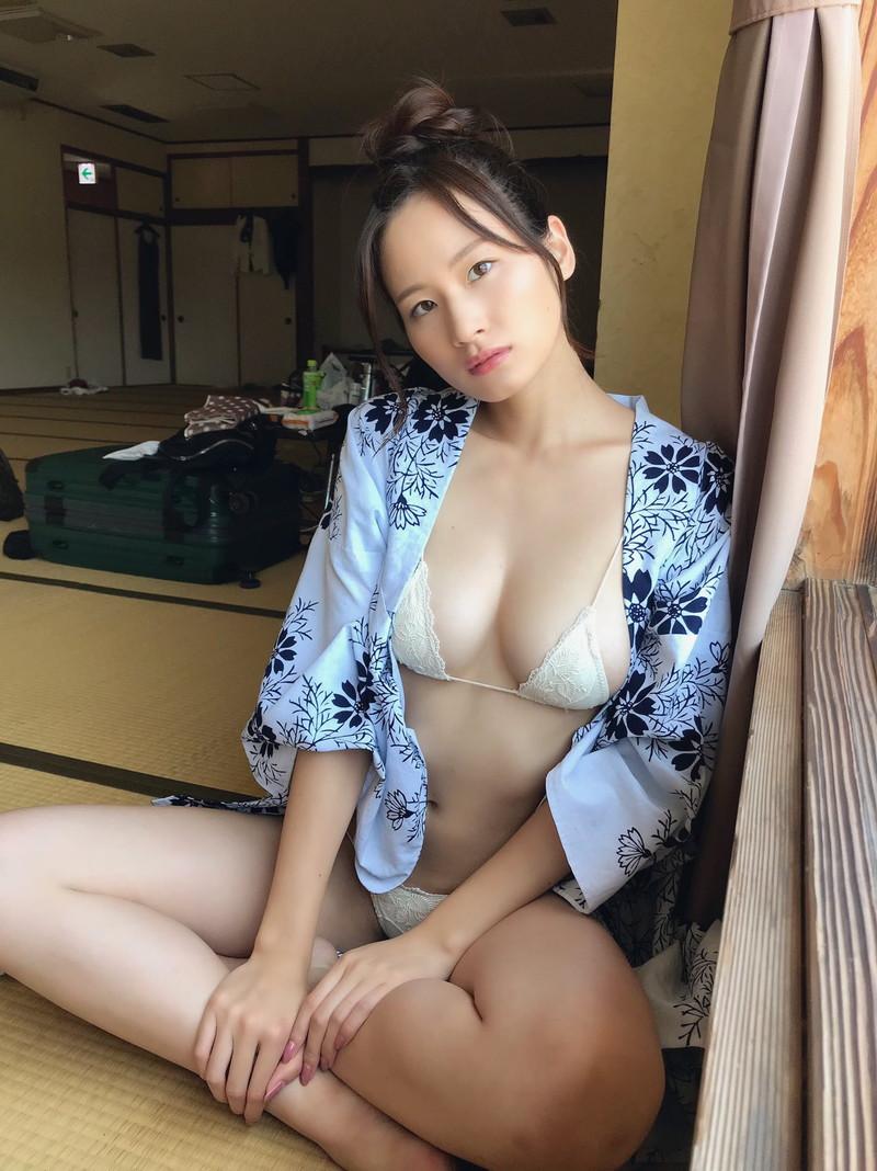 【清瀬汐希キャプ画像】本当にフェラチオしてる様なアングルがエロ過ぎた! 62